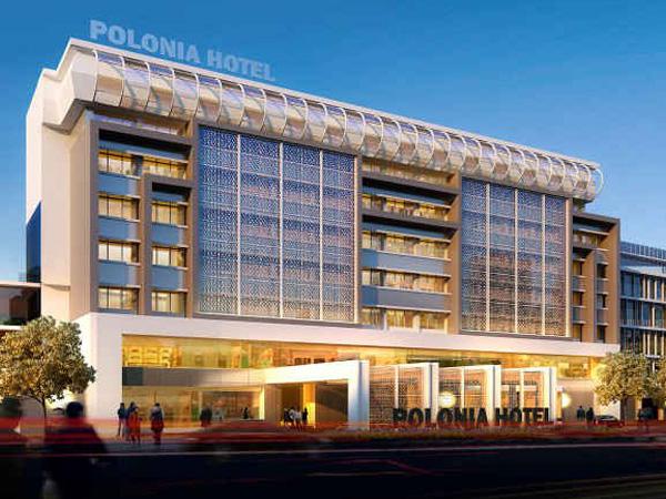 Polonia Hotel (Bintang 4)